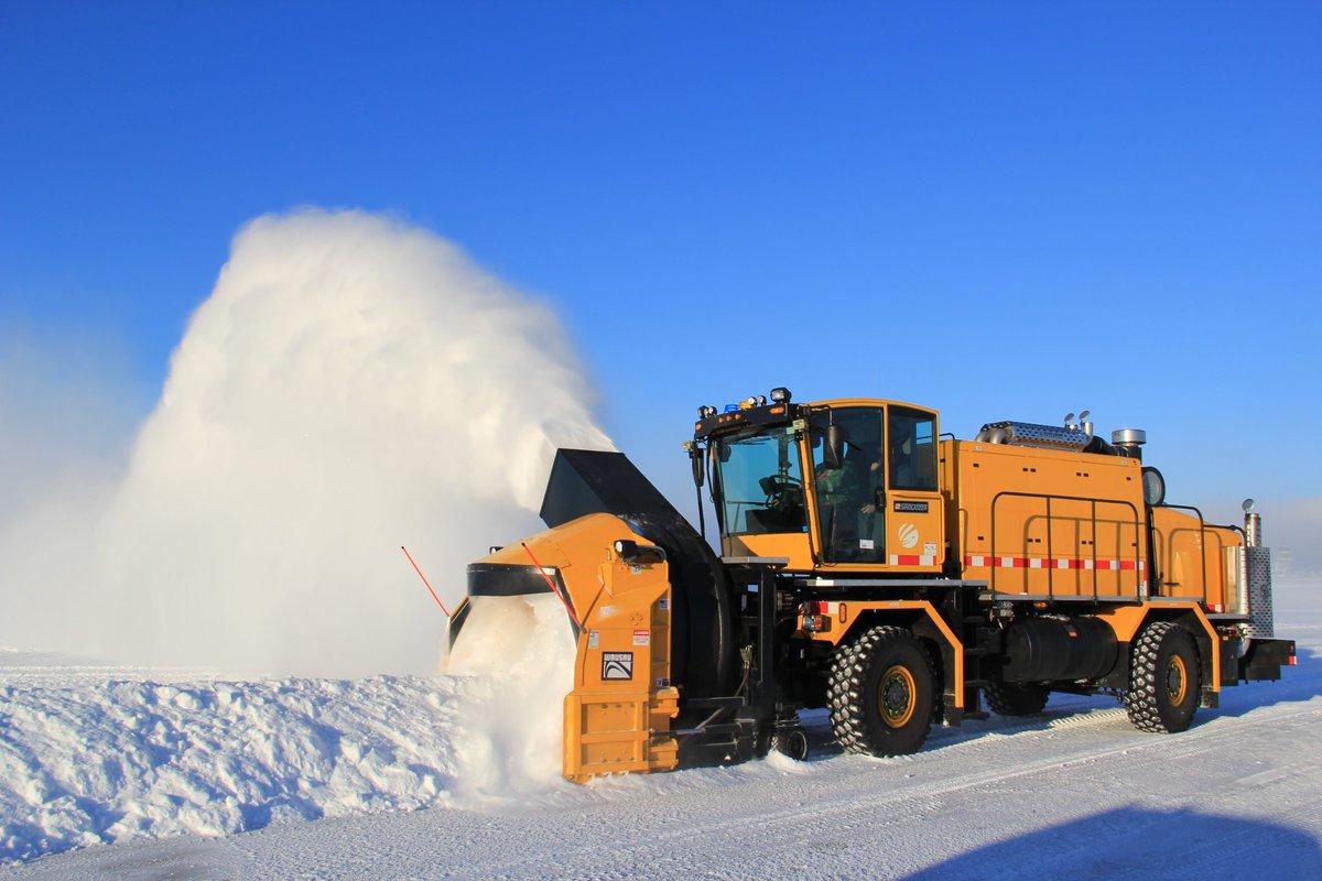 Виды снегоуборочной техники