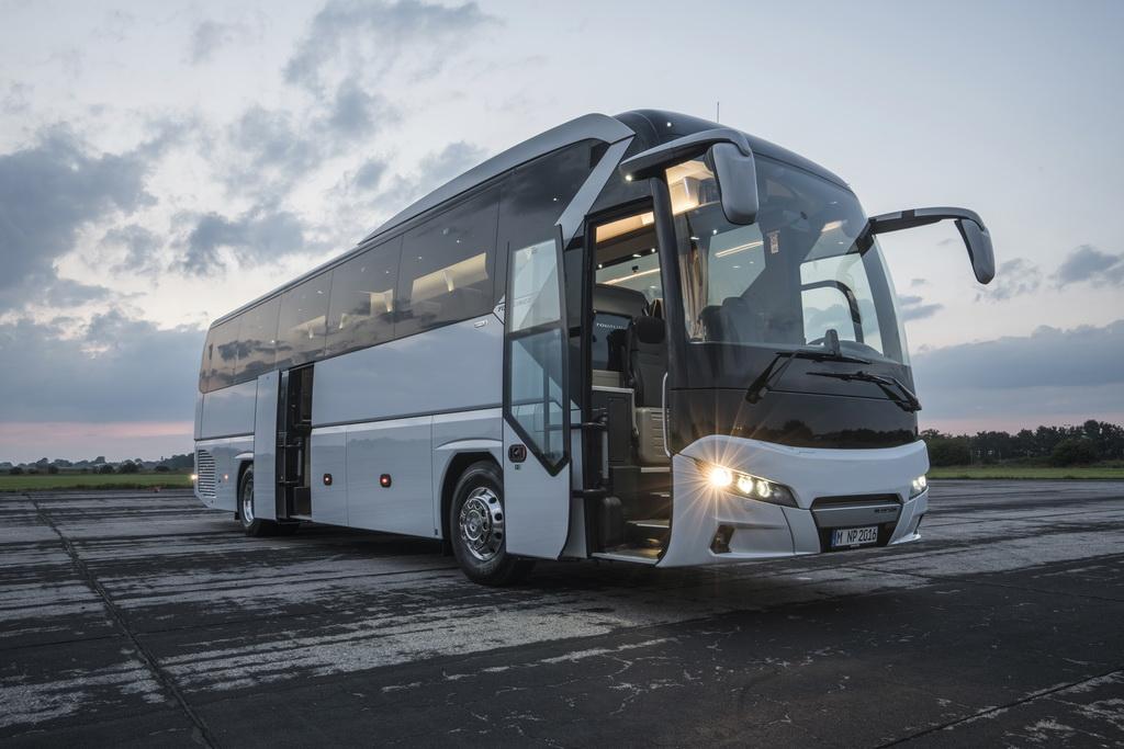 Виды автобусов