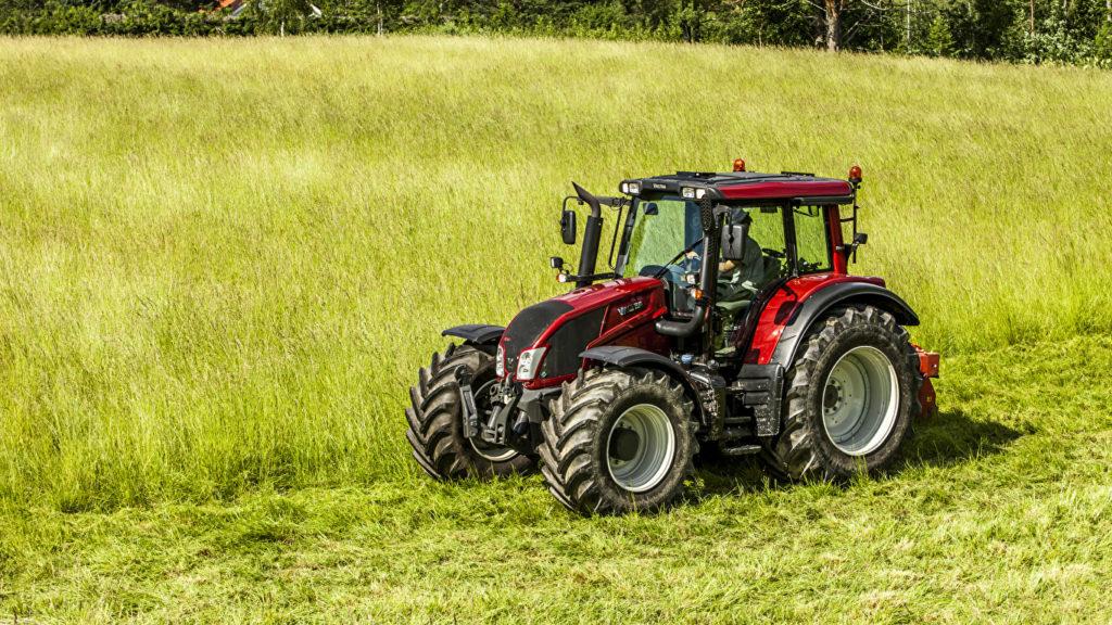 Виды тракторов
