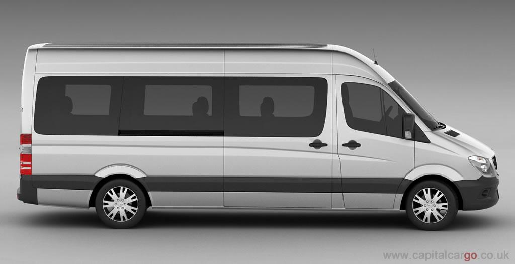 Виды микроавтобусов