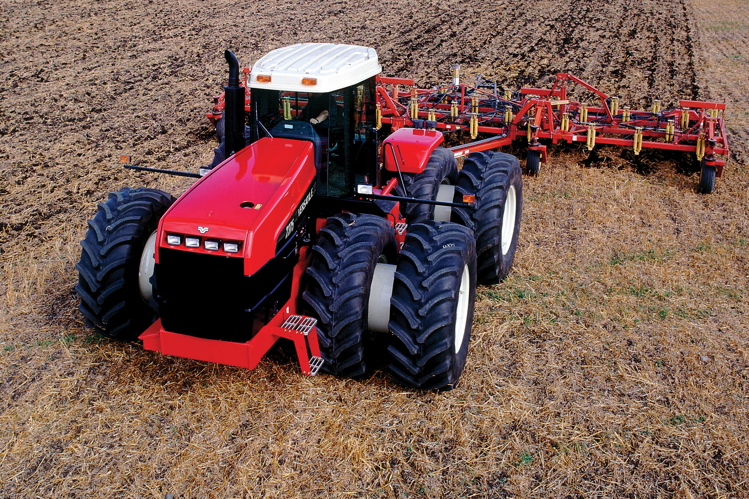 Производители тракторов