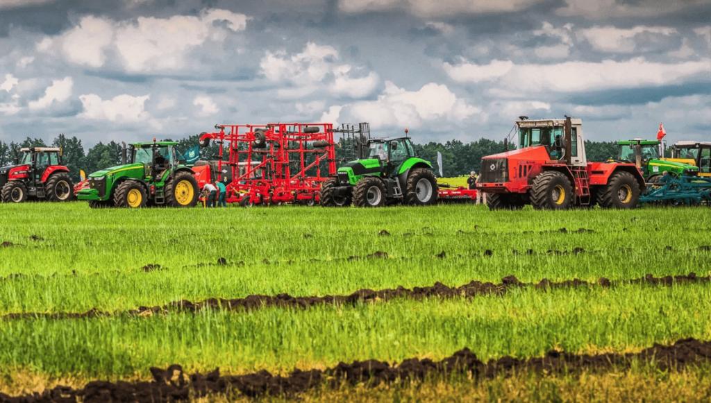Производители сельхозтехники