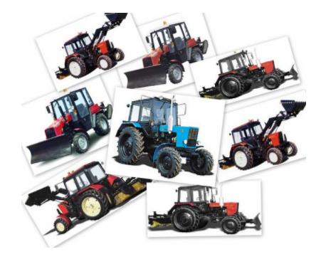 Классификация сельскохозяйственной техники