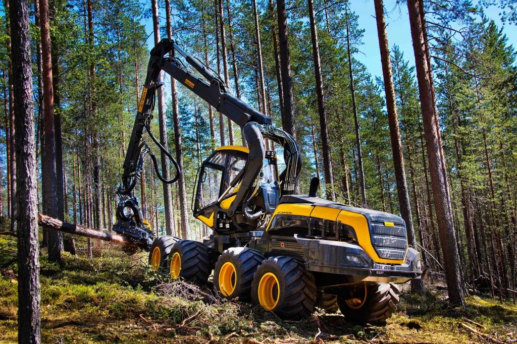 Классификация лесозаготовительной техники