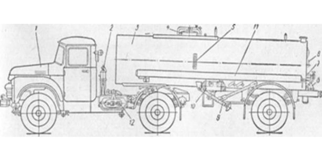 Перевозка битума. Оборудование и способы доставки