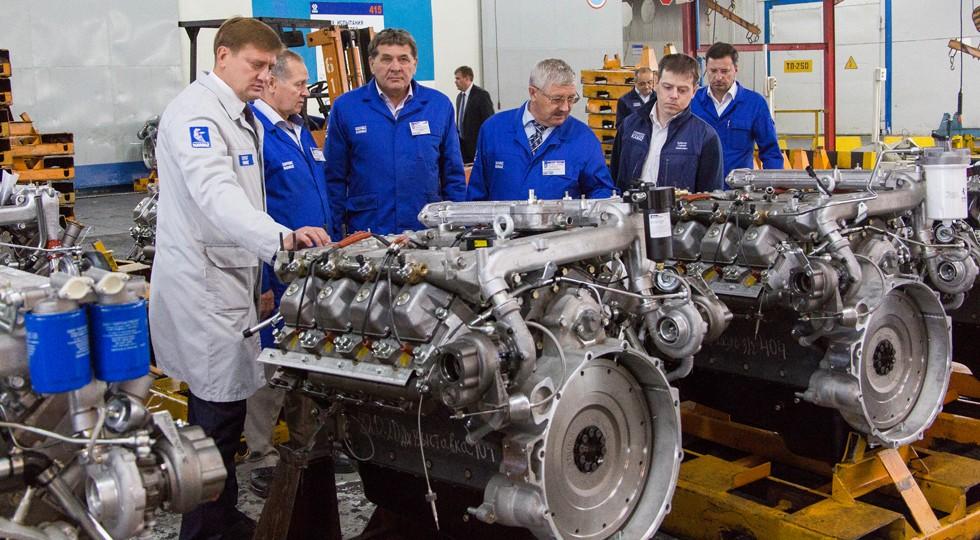 Производители двигателей