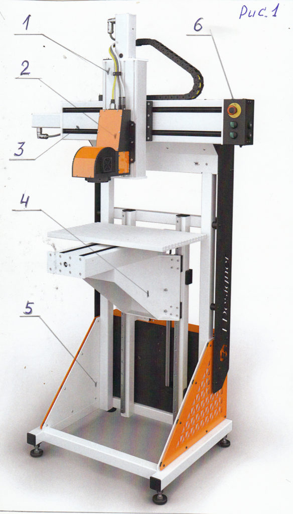 Устройство станки для лазерной гравировки