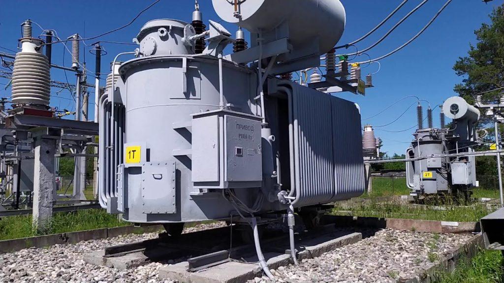 Гудение силовых трансформаторов